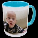 2 Tone Mug - Blue