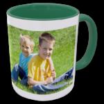 2 Tone Mug - Green