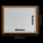 Award Plaque (A4)