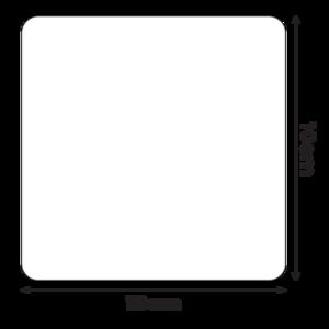 Hardboard Coaster